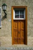 Door #2. Old door in Germany Stock Image