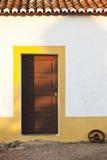 Door. Rustic door house in Alentejo, Portugal Stock Images