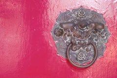 Door. Photo of beautiful decor lock door stock photo