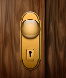 Door Royalty Free Stock Photography
