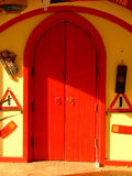 Door. In el gouna in Egypt stock image