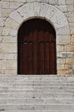 The door Royalty Free Stock Photography