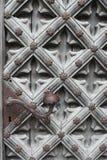 Door. Wooden door stock images