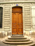 Door. In Geneva, Switzerland Royalty Free Stock Images