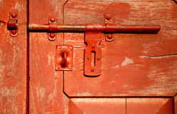 Door Abstract Royalty Free Stock Images