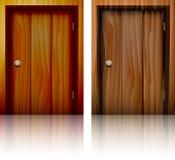 Door abstract Stock Image