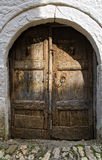 Door in Albania Royalty Free Stock Photos