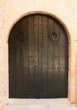 Door in arch Stock Image