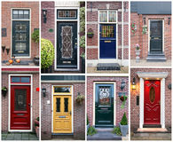 Front Door background Royalty Free Stock Images