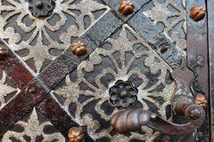 Door background Royalty Free Stock Photography