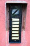 Door bell Stock Photography