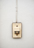 Door bell Royalty Free Stock Images