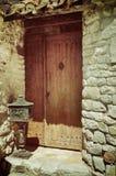Door in Bonnieux Stock Photos