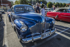 1941 2 door Buick Eight Sedanette Royalty Free Stock Photo
