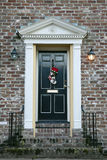 Door builing in Charleston Stock Image