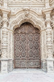 Door of Cathedral Royalty Free Stock Image