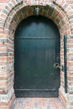 Door of Church Royalty Free Stock Photography
