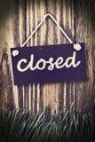 Door closed Stock Photography