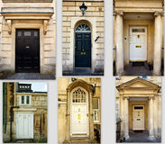 Door collection Stock Photography
