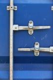 Door contrainer lock Royalty Free Stock Images