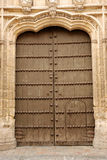 Door in Cordova, Spain Stock Photo