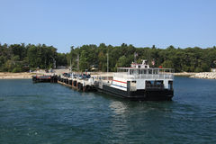 Door County in Wisconsin, Illinoise Royalty Free Stock Photography