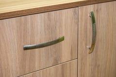 door cupboard close up Royalty Free Stock Photos