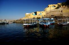 Door de kust, een paradijs Royalty-vrije Stock Afbeelding