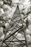 Door de wind aangedreven generator Stock Fotografie