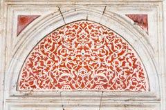 Door Decoration Royalty Free Stock Image