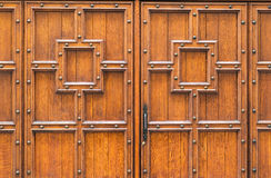 Door Design Royalty Free Stock Photo