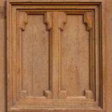Door detail Royalty Free Stock Image