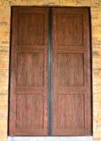 Door entrance Stock Images