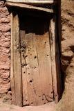 Door in Ethiopia Stock Photo