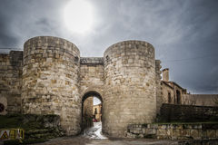 Door the Fair Zamora Royalty Free Stock Photos