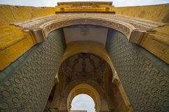 Door of Forgiveness at Great Mosque of Cordoba,  Andalusia, Spain. World Heritage by UNESCO stock images