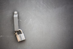 Door and gates Lock Royalty Free Stock Images
