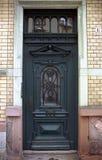 Door, Germany 7. Door in Heidelberg, Germany Royalty Free Stock Photography