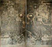 Door-god Royalty Free Stock Image