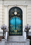 The door in grand palace, Bangkok, Thailand. Stock Images
