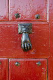 Door Hand Knocker Royalty Free Stock Photography