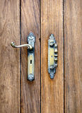 Door handle 1 Royalty Free Stock Photography