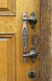Door handle Stock Photos