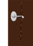 Door handle Stock Images