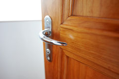 The door handle Royalty Free Stock Photos