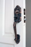 Door handle Royalty Free Stock Photo