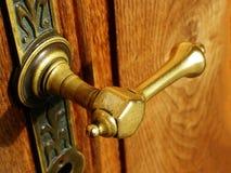 Door handle Royalty Free Stock Photos