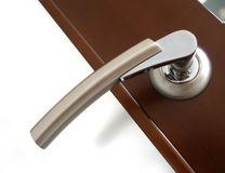 Door-handle Royalty Free Stock Photography