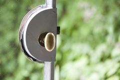 Door handle Royalty Free Stock Photography
