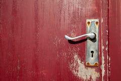 Door handle. Stock Photography
